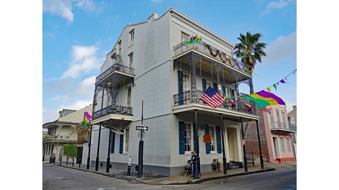 New Orleans Bourbon Street Lafitte Guest House