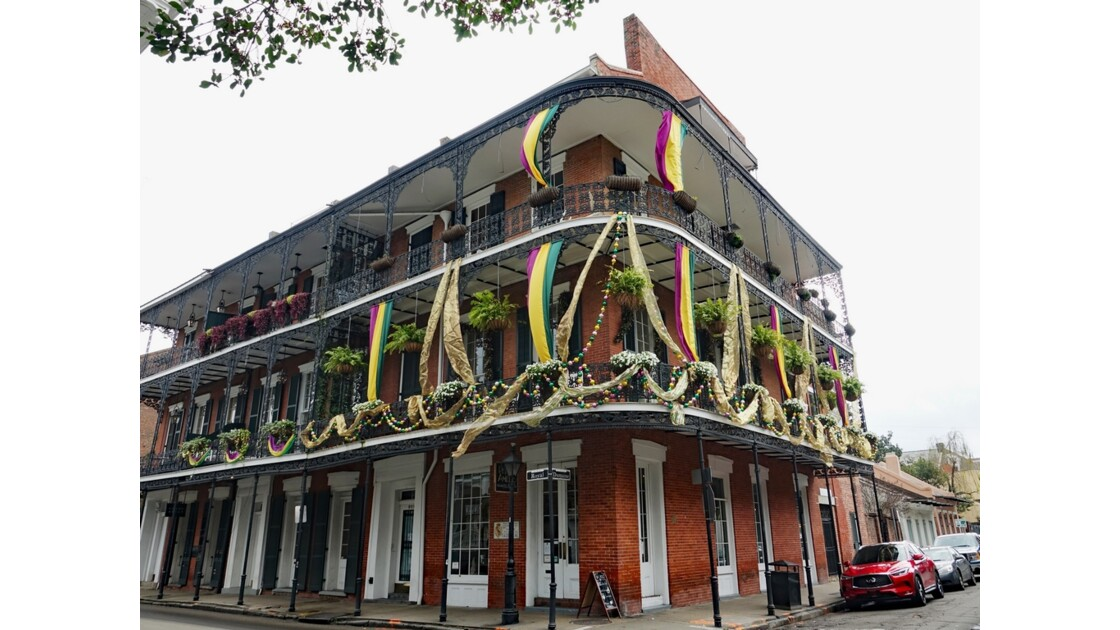 New Orleans Royal Street Heine House - Miltenberger 2