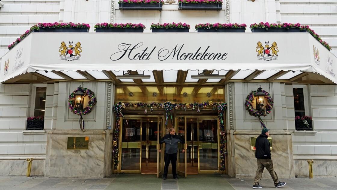 New Orleans Royal Street Hôtel Monteleone 1