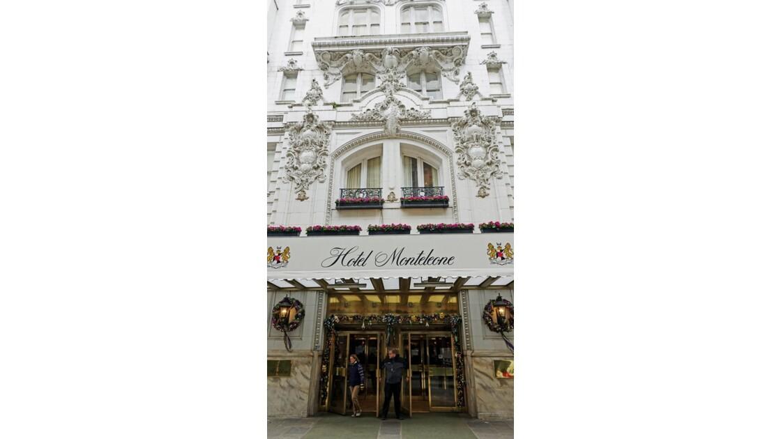 New Orleans Royal Street Hôtel Monteleone 2