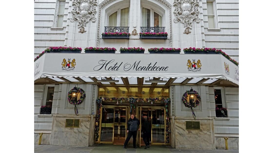 New Orleans Royal Street Hôtel Monteleone 3
