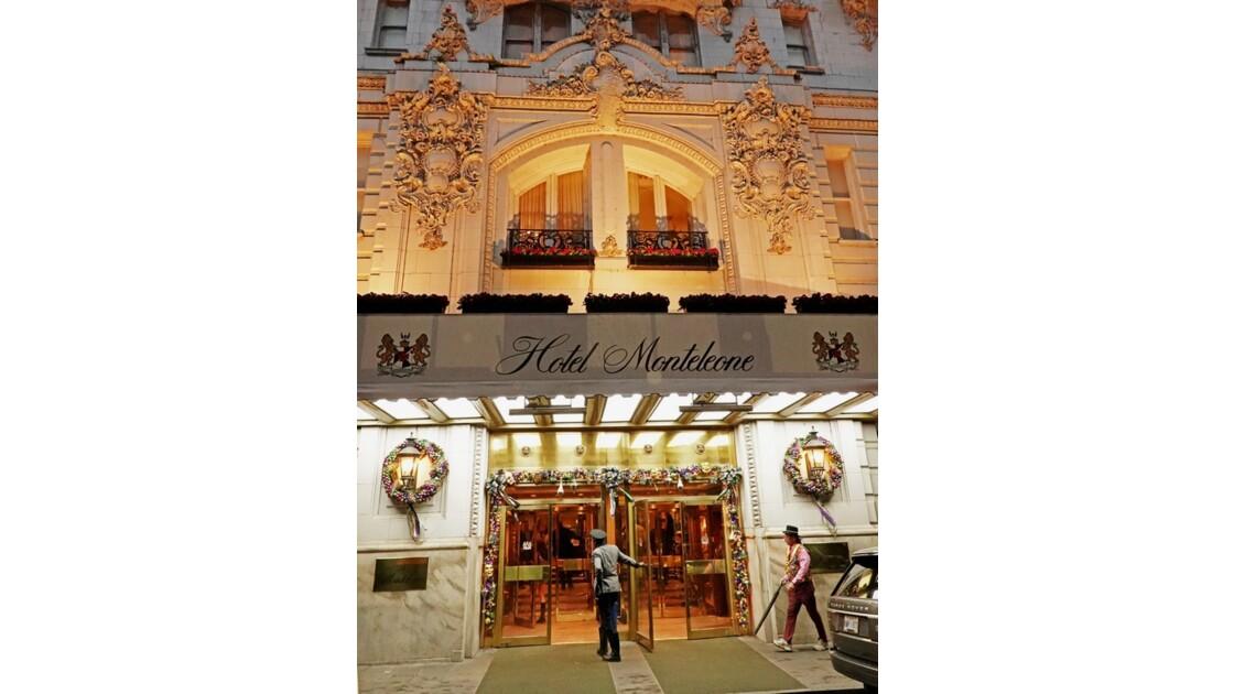 New Orleans Royal Street Hôtel Monteleone 4