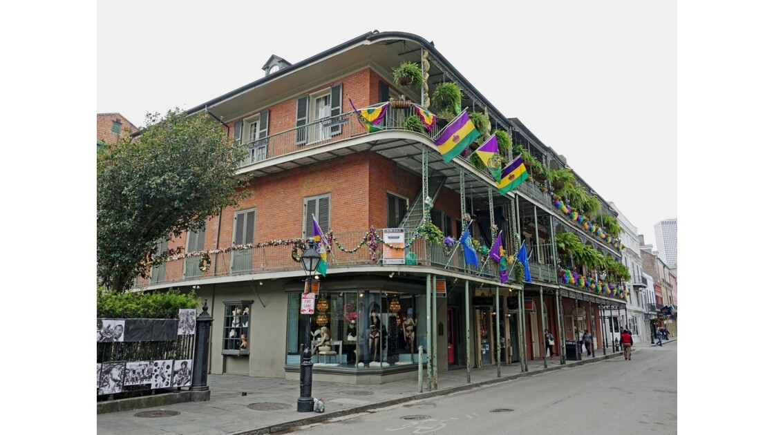 New Orleans Royal Street Labranche House 3