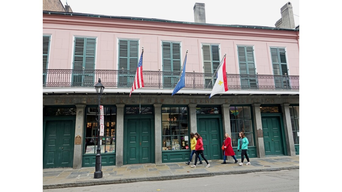 New Orleans Royal Street Merieult House 2