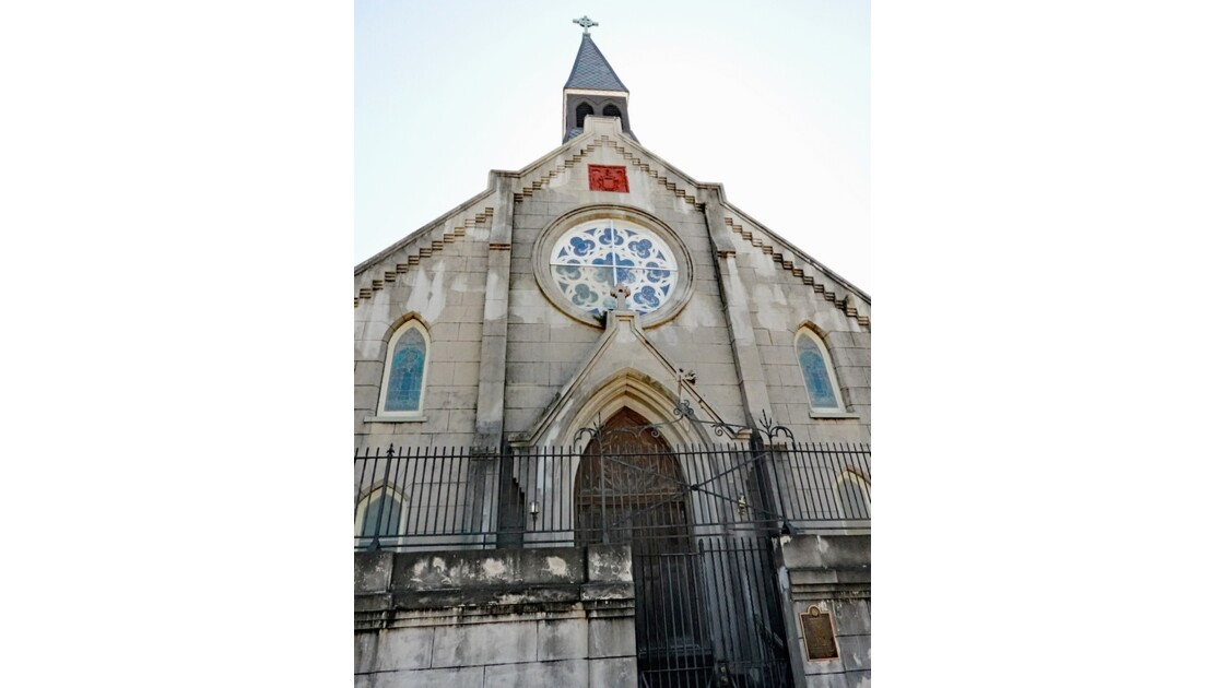 New Orleans  North Rampart Street The Old Carmelite Monastery 1