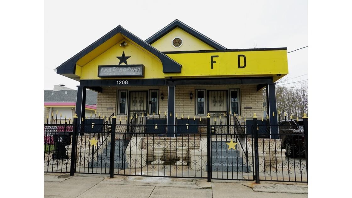 New Orleans Villa de Fats Domino