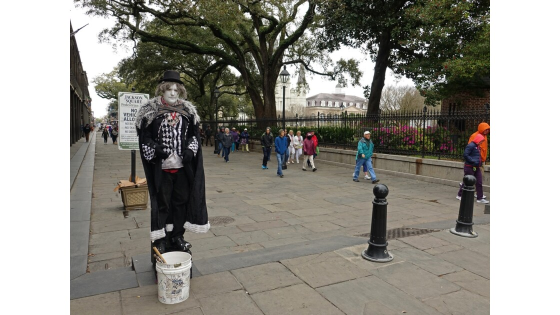 New Orleans Jackson Square 1