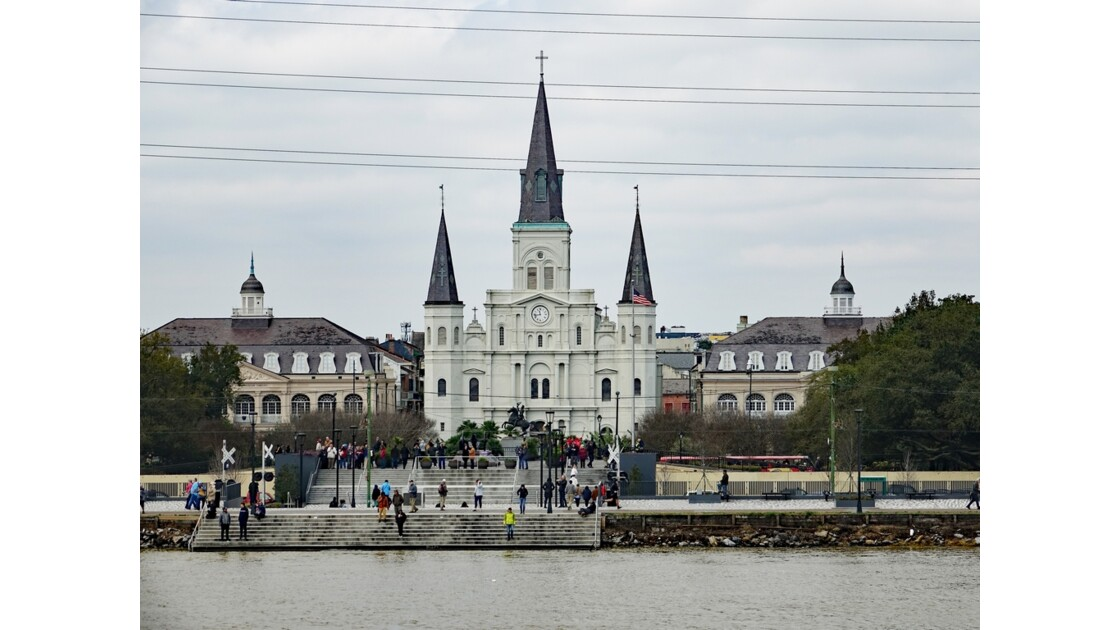 New Orleans Saint Louis Cathedral 1