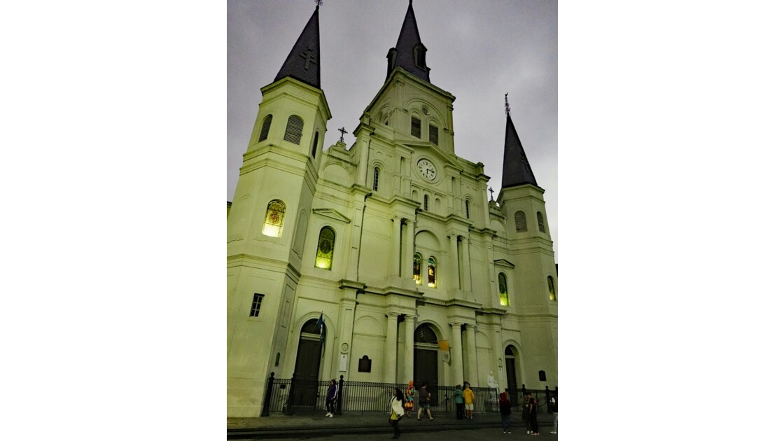 New Orleans Saint Louis Cathedral 4