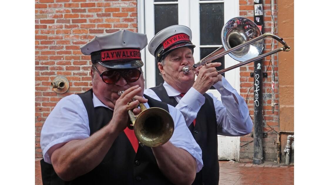 New Orleans Bourbon Street Jazz Parade 12