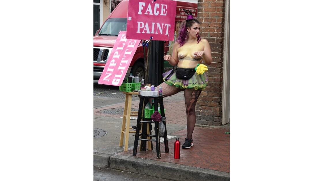 New Orleans Les dérives de Bourbon Street 1