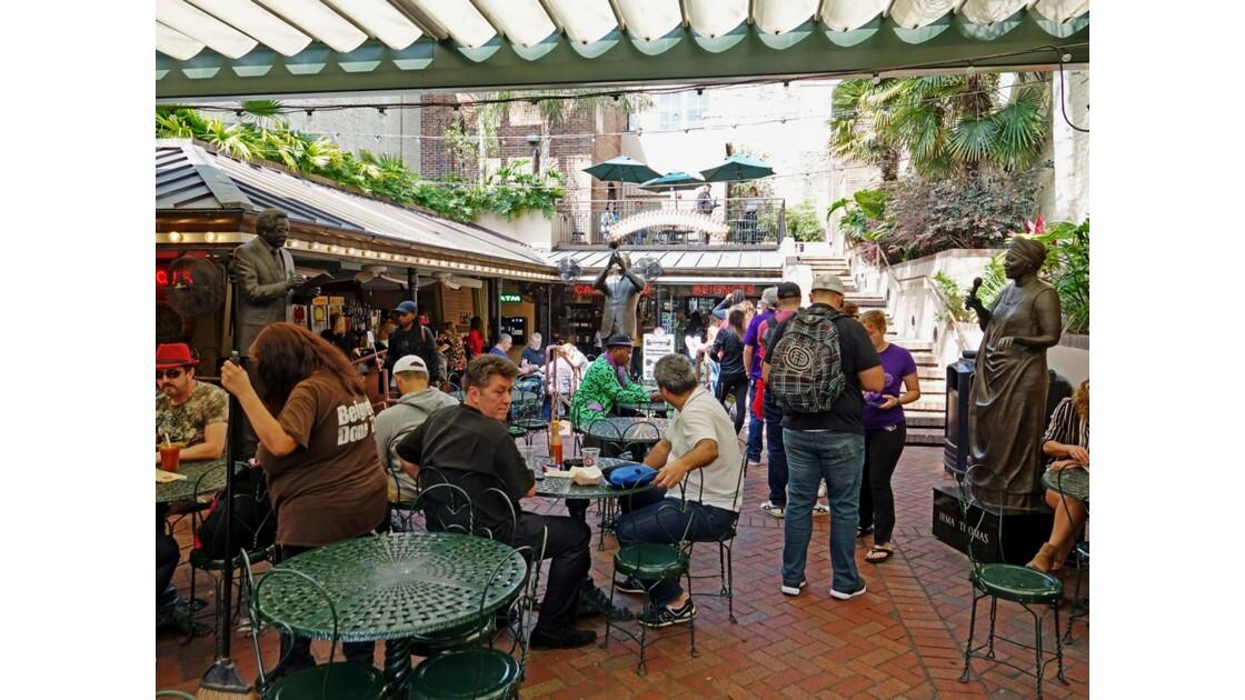 New Orleans Bourbon Street Musical Legends Park 1