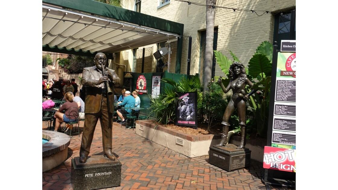 New Orleans Bourbon Street Musical Legends Park 5