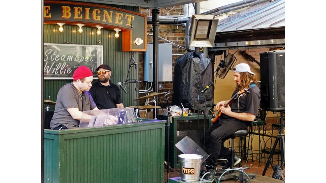 New Orleans Bourbon Street Musical Legends Park 6