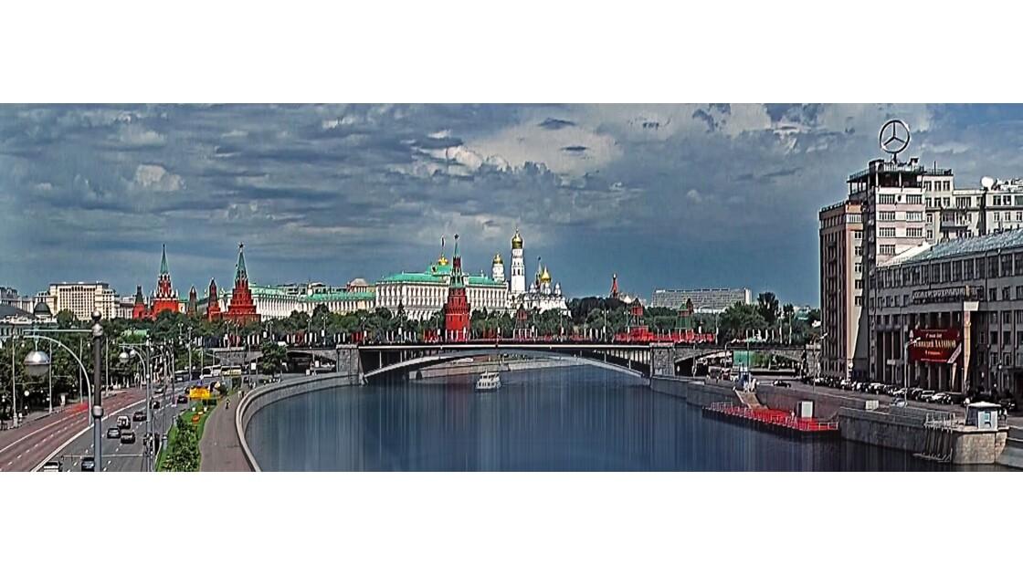 MOSCOU LA MOSKOVA