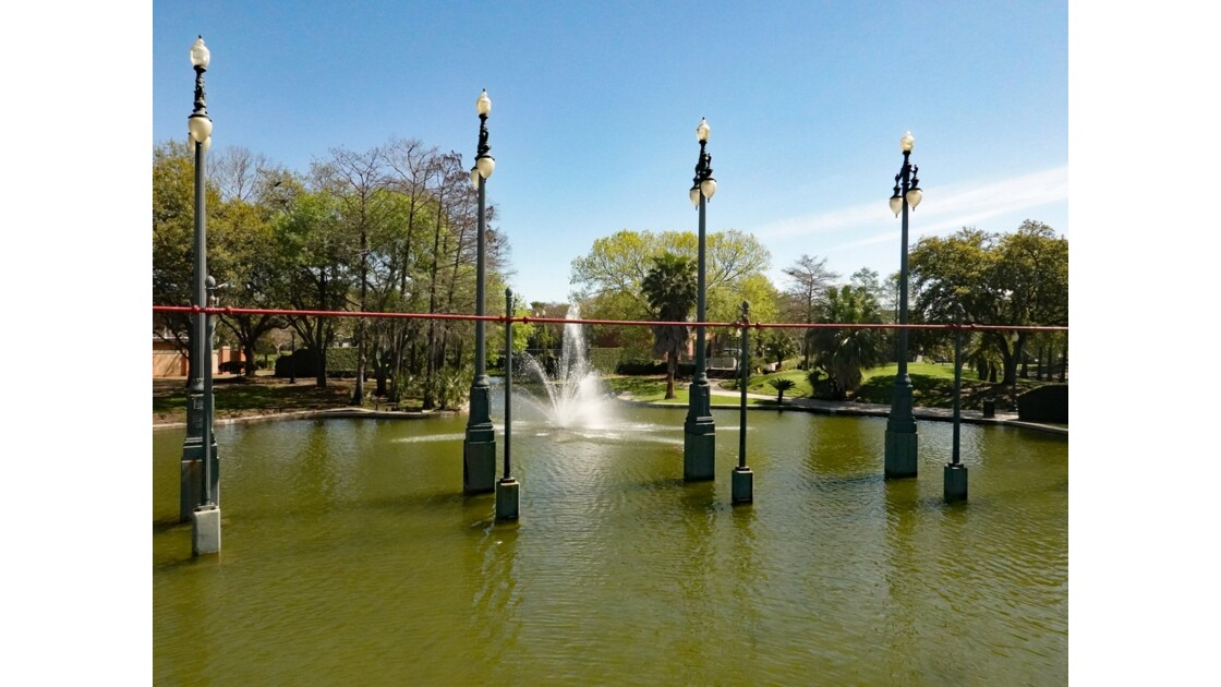 New Orleans Louis Armstrong Park 2