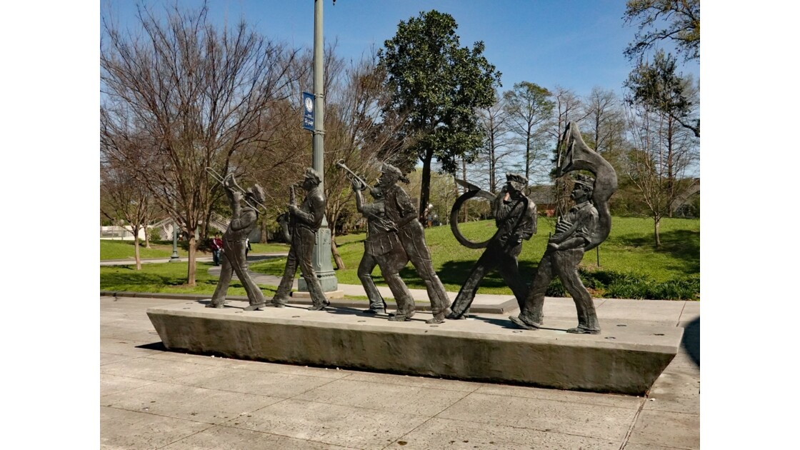 New Orleans Louis Armstrong Park 6