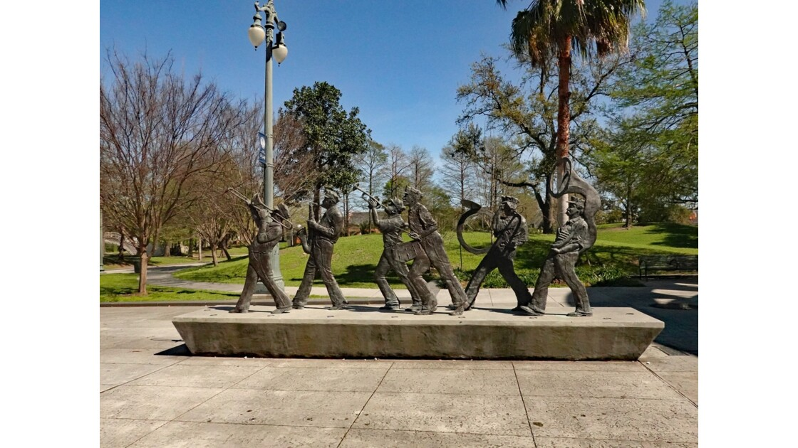 New Orleans Louis Armstrong Park 7