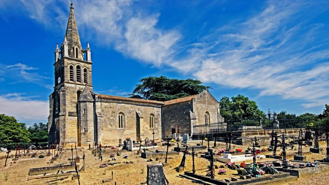 environs de Saint Emilion