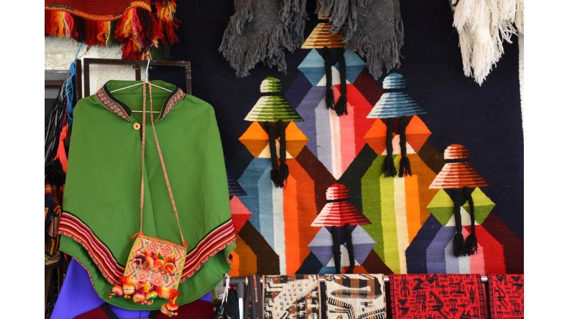 Marché de Tarabuco Bolivie