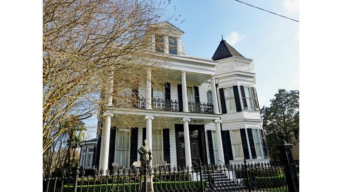 New Orleans Garden District  Women's Opera Guild Home Women's Opera Guild Home 1