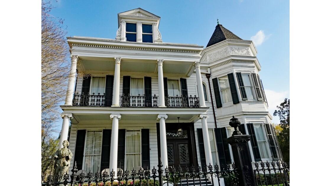 New Orleans Garden District  Women's Opera Guild Home Women's Opera Guild Home 2
