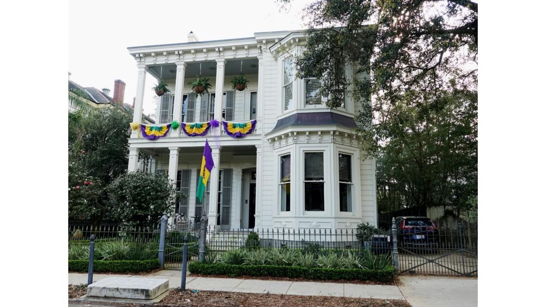 New Orleans Garden District 1th Street 4