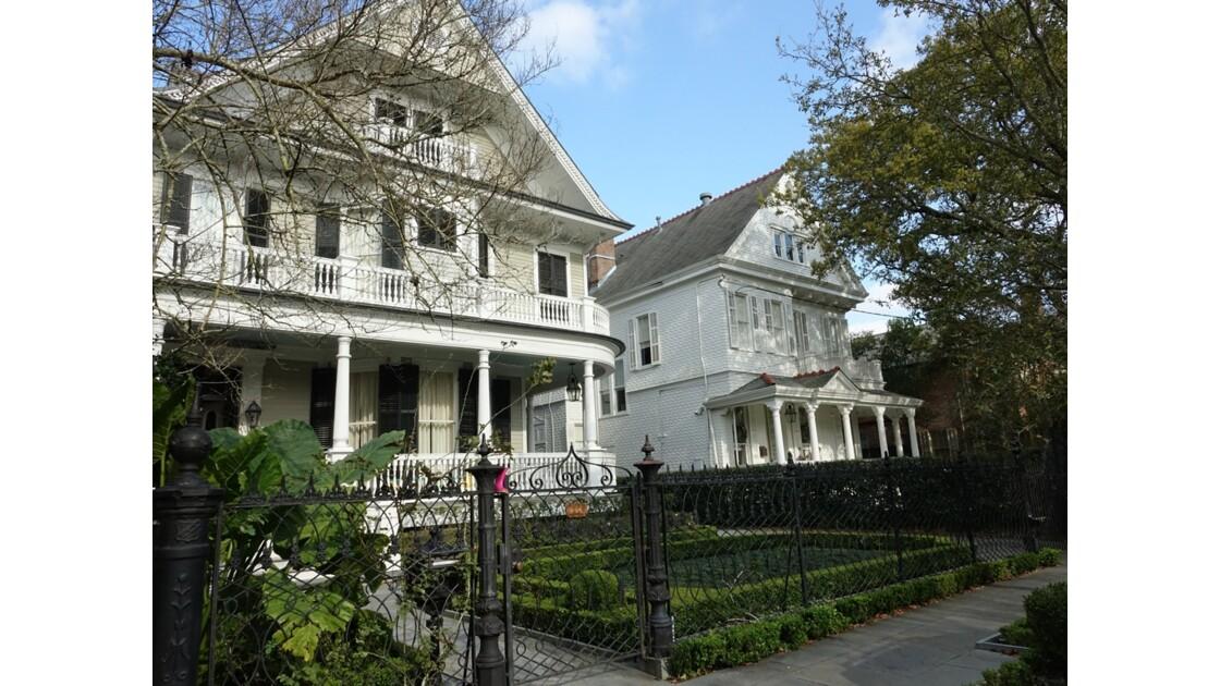 New Orleans Garden District 1th Street 5