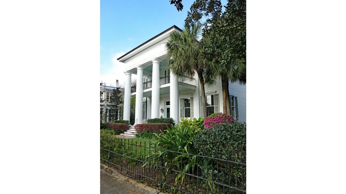 New Orleans Garden District 1th Street Pritchard-Pigot House