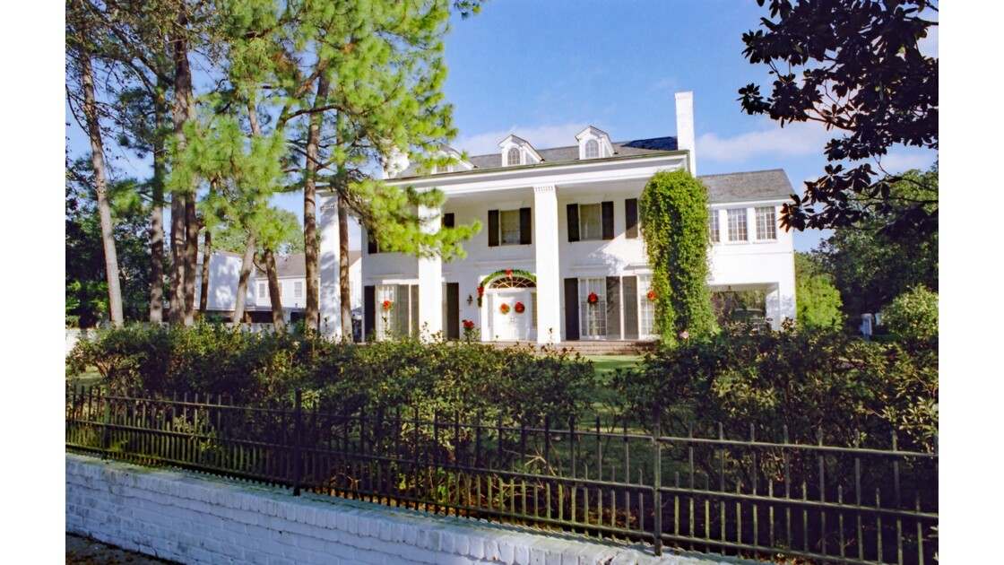 New Orleans Garden District Réplique de la Plantation O'Hara 2