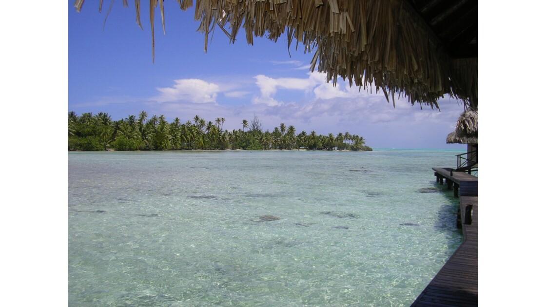 Vahiné island