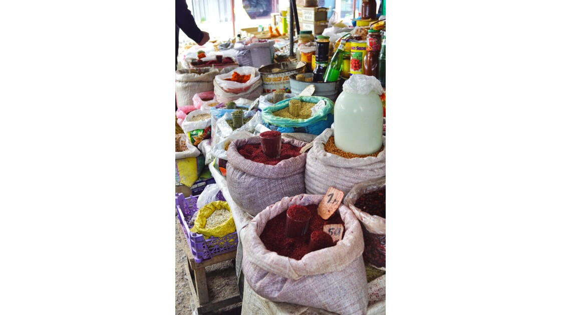 Epices du Bazar