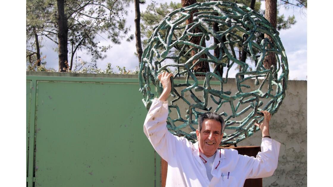 Gabriel Diana  au DIAN'Arte Museum  20290 Borgo, Corse
