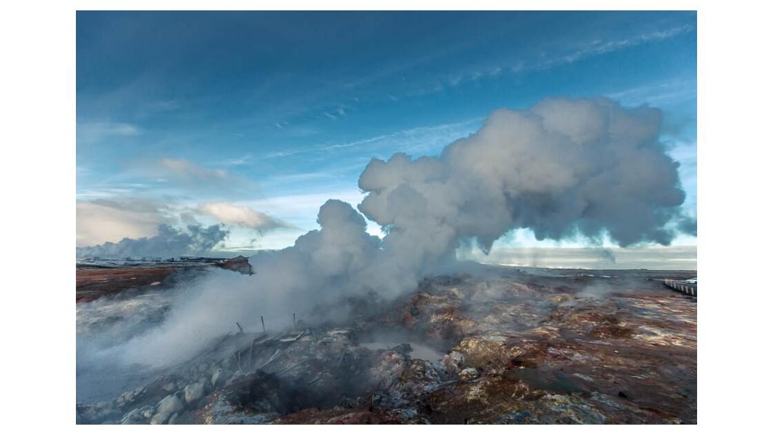 Un hiver en Islande