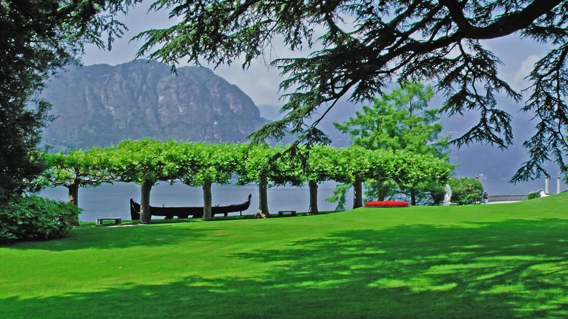 BELLAGIO (Lac de COME)