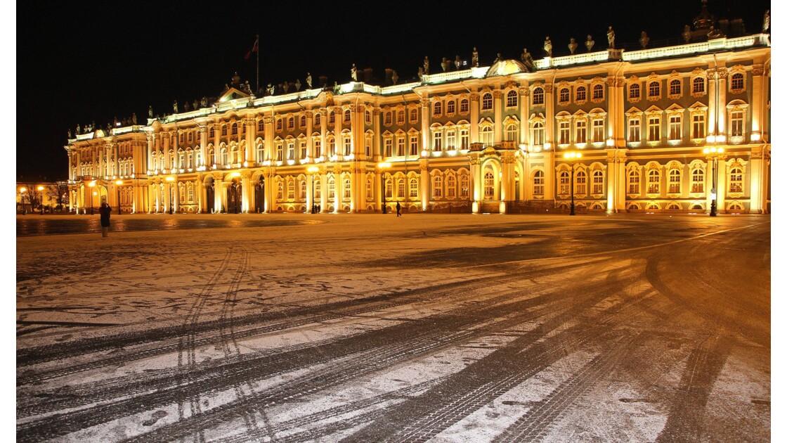 Musée de l'Ermitage - Saint-Pétersbourg