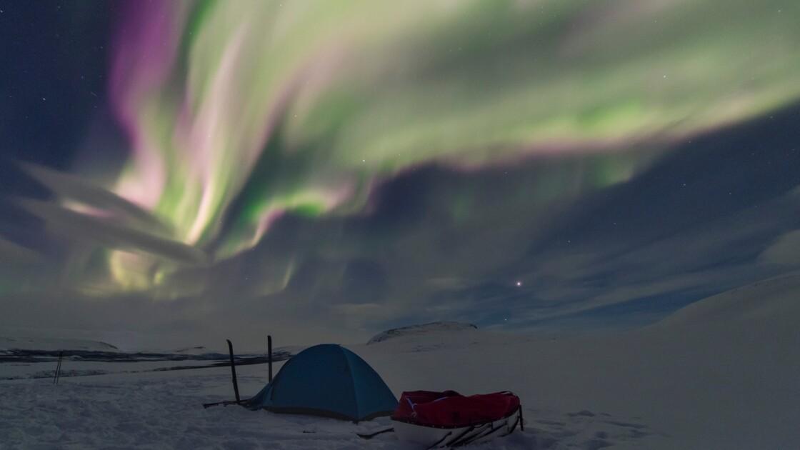 Expédition à ski Suède/Finlande/Norvège