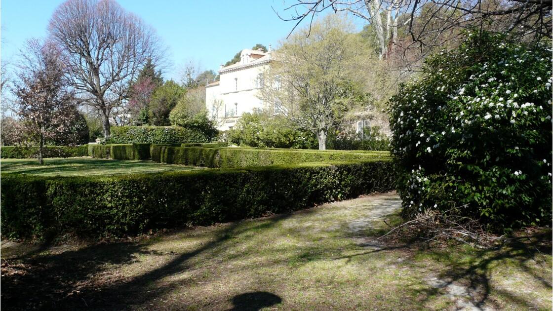 Belles demeures en Provence