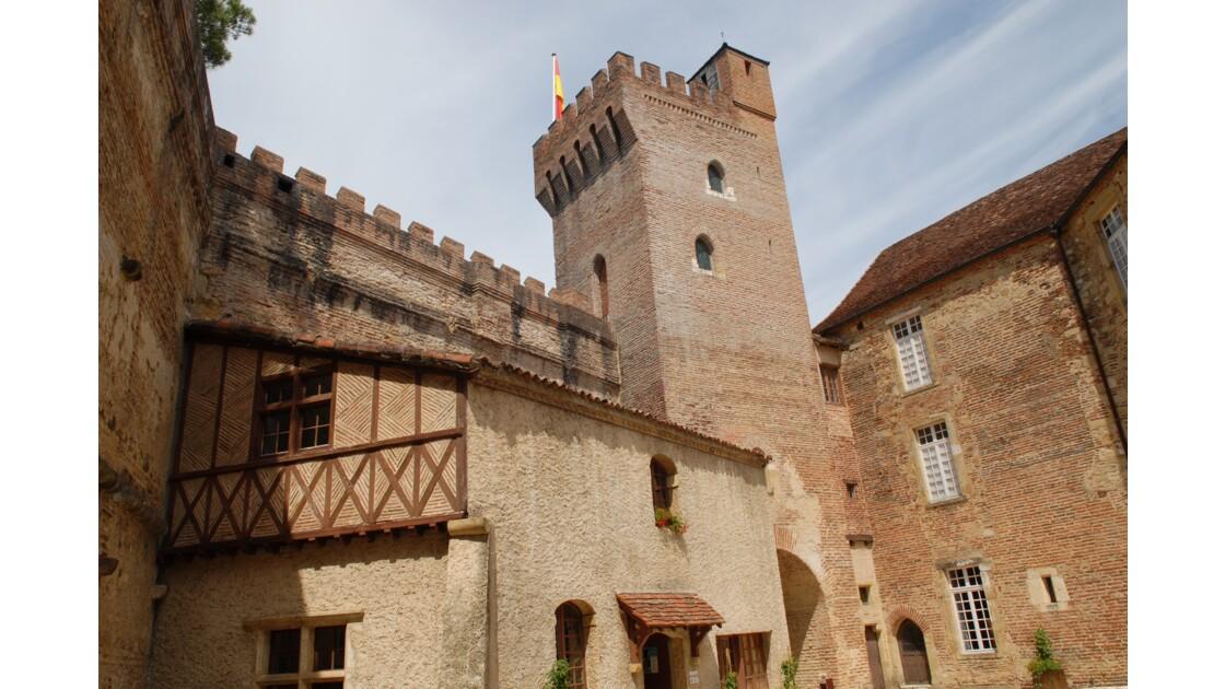 promenade en Béarn, Morlanne , Salies de Béarn,Sauveterre, etc