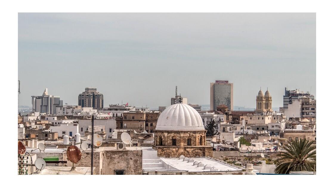 La vielle ville de Tunis la Médina