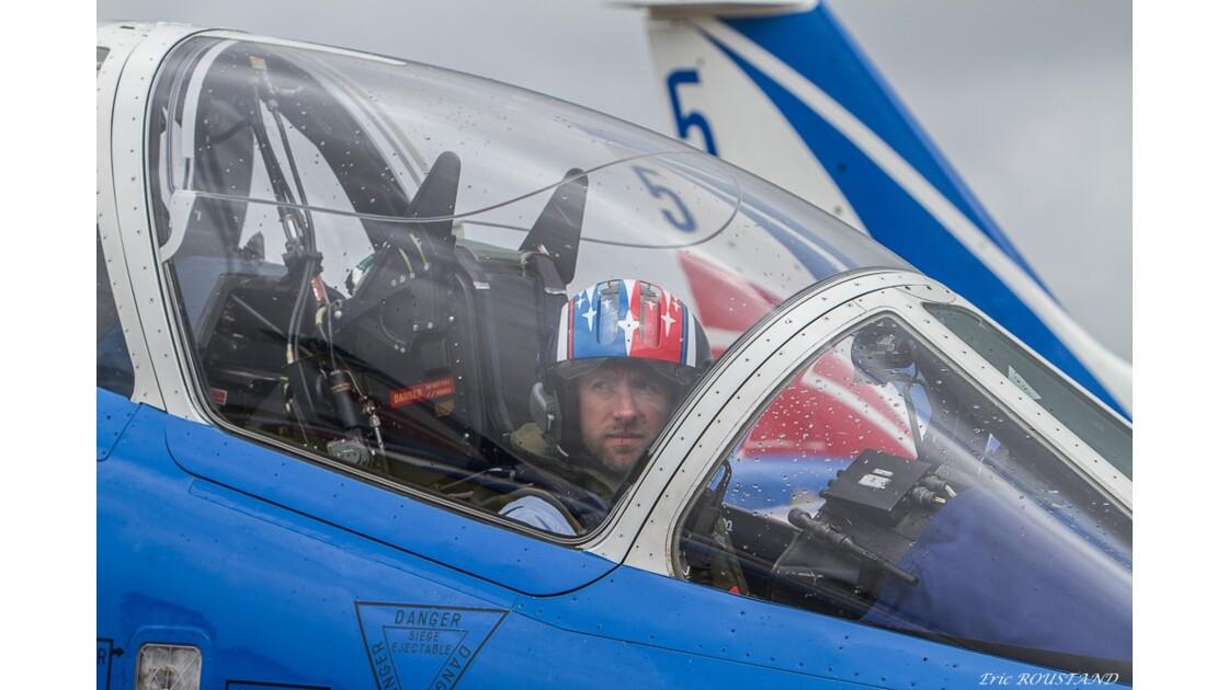 Patrouille de France 2019 & Rafale