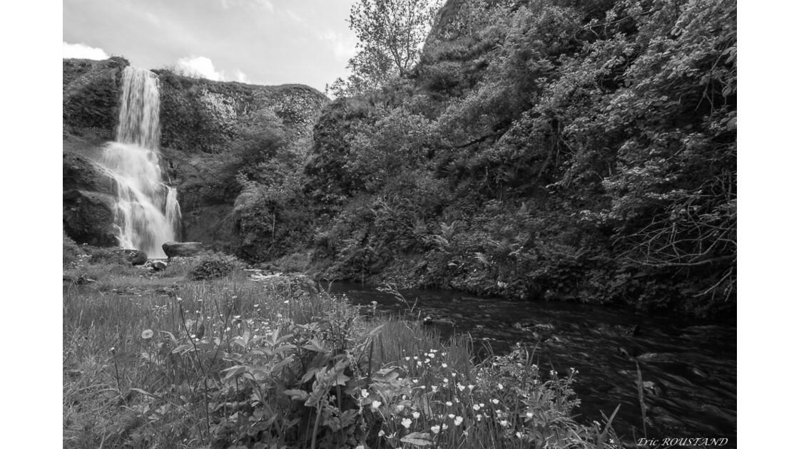 Cascades du Cantal