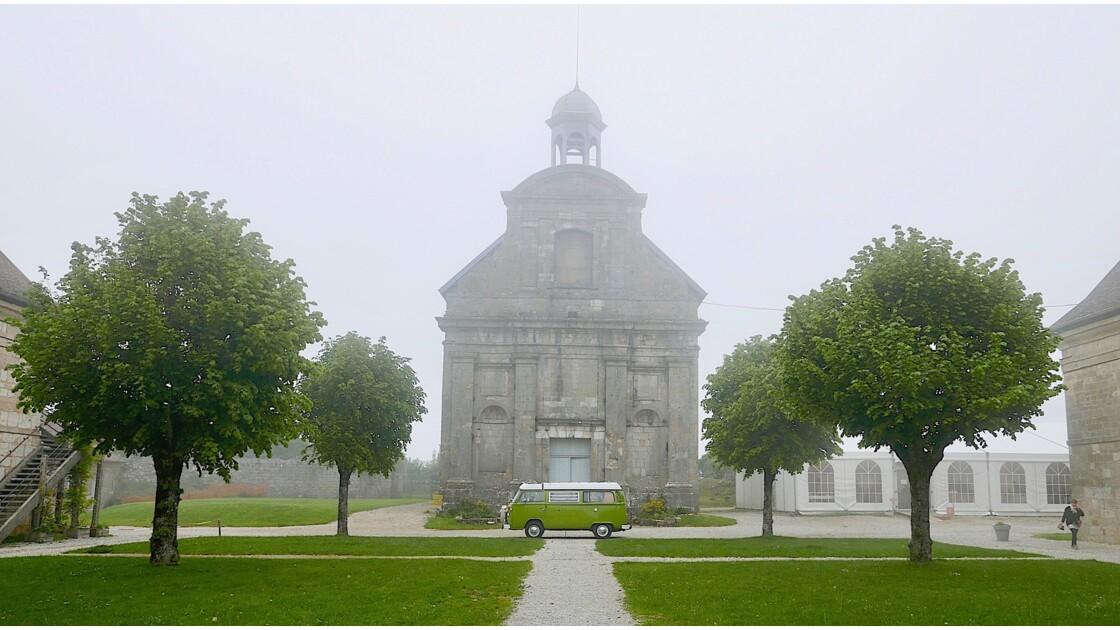 Fort Saint André à Salins les Bains