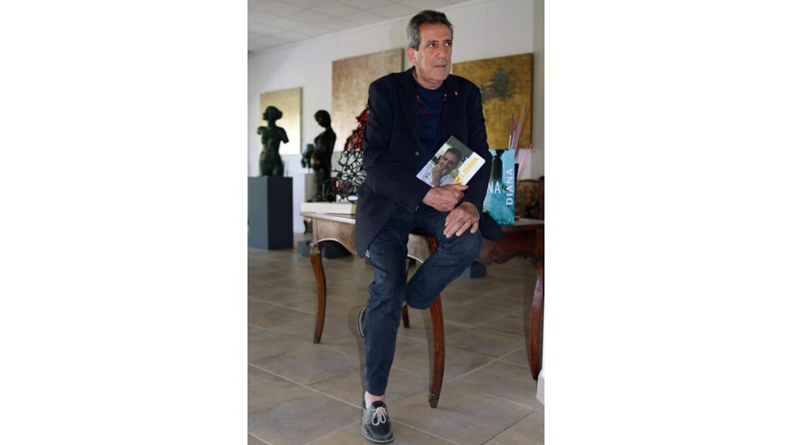 Gabriel DIANA au DIAN'ARTE Museum 20290 Borgo haute Corse