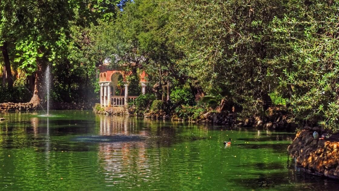 SEVILLE Parque de maria Luise