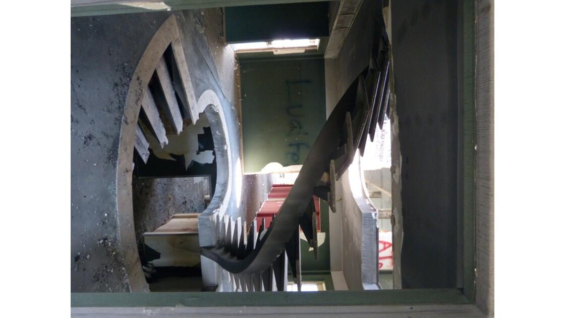 urbex usine Alsace