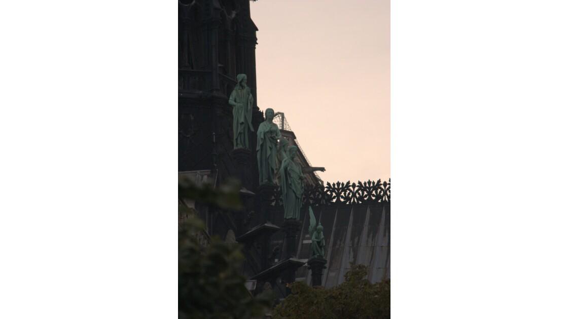 Flèche de Notre-Dame de Paris