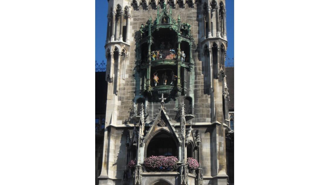 Hôtel de ville de Munich