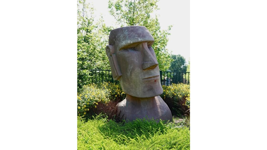 Moai Hinariru en France 1