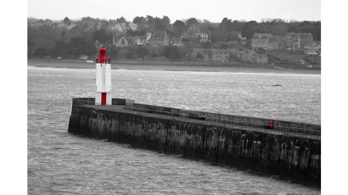 Saint-Malo ....la tête en l'air